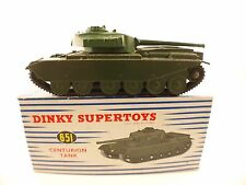 Dinky Toys GB 651 tank char Centurion militaire en boîte