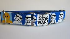 Starwars Martingale Collar, 1.5 inch (4 cm) wide for greyhounds
