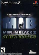 Men In Black II: Alien Escape (Playstation 2) PS2