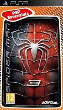Spiderman 3 (Movie) - Essentials (Sony PSP)