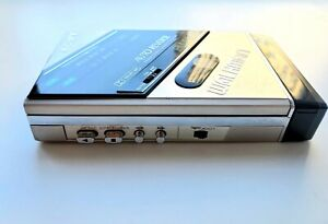 Vintage Sony Walkman WM-F100 Refurbished And Works