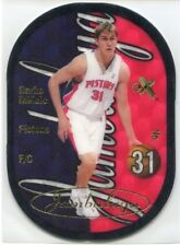 2003-04 E-X Jambalaya 4 Darko Milicic Rookie