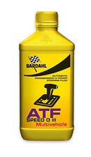 BARDAHL ATF SPEED D III MULTIVEHICLE CAMBIO AUTOMATICO 1 LITRO