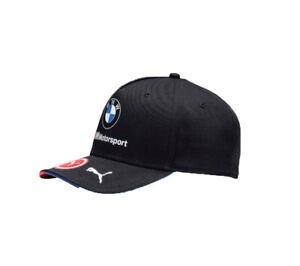 BMW Motorsport Team Cap (Blue Navy)