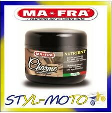 CREMA NUTRIENTE SEDILI IN PELLE AUTO MACCHINA MA-FRA CHARME NUTRIENT 150 ML