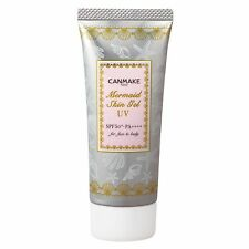 Canmake Mermaid Skin GEL UV 01 40g Sunscreen Spf50 PA