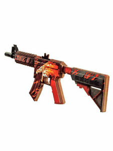 CS GO M4A4 | Howl CSGO weapon rifle gun | wooden
