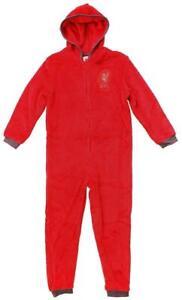 Liverpool Mens Onesie Jumpsuit (onesy onsie onzie pyjamas pajamas pjs not gerber