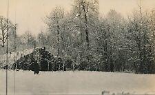 Guerre WW1 14-18 - Carte Photo Rouez  PC 62°DI  Aisne - GV73
