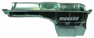 Moroso Oil Pan Multi Baffled Steel for Jeep Wrangler / Cherokee / Comanche 4.0L