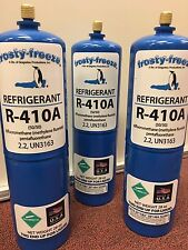 R410, R410a, R-410a, Refrigerant, Air Conditioner, (3) 28 oz. Can's
