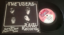 """the Users – Sick Of You/(I'm) In Love With Today UK 7"""" Punk Raw Records 1 KBD"""