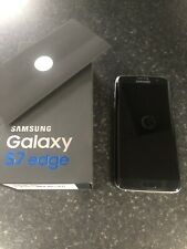 Samsung Galaxy S7 Edge...32gb...Black Onyx...O2