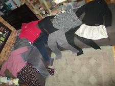 Bulk lot women's 16 short/X-Large winter clothes: Autograph/Ally/Capture/BIB/Jag