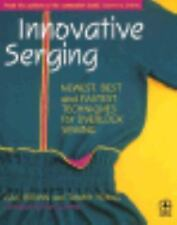 Innovative Serging: The Newest
