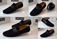 Herren Freizeit Italy Design Young Fashion Schuhe VIP Mokassins Slipper Loafer