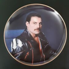 """Danbury Mint Freddie Mercury Collection 8"""" Collector Plate - Hot Space"""