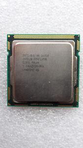 Intel Pentium G6950,1156, 2.8GHz,73W,DDR3 1066, 3 MB L3, 2,5 Gt / S, Slbms