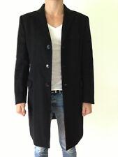 *** Dolce & Gabbana cappotto, Nero, Tg. 48, SUPER taglio e stato!!! ***