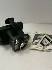 Polaroid Camera Colorpack  80 Polaroid Camera With Instructions