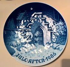 6 Piatti di Natale Jule After Christimas Plate Bing & Grondal Lotto 2