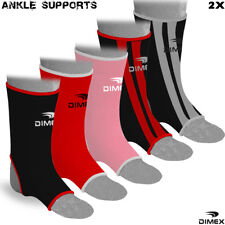 Ankle Support Brace Injury Relief Muay Thai Kick Boxing Protector Sports