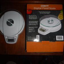 New In Box! Conair Digital Food Scale CNF130
