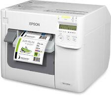 AKTION - Epson Colorworks TM-C3500 - C31CD54012CD  Farbetikettendrucker