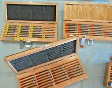 Penetrameter Radiographic Kits with Wooden Cases includes Al, Ss, Fe, Mg and Ni