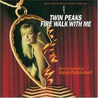 ANGELO BADALAMENTI Twin Peaks Fire Walk With Me - OST CD *NEW & SEALED
