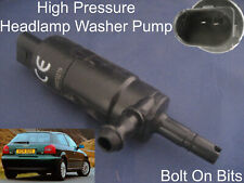 Headlamp/Headlight Washer Spray Cleaning Pump Audi A3 3/5Dr Hatch 1996 to 2001