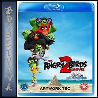 THE ANGRY BIRDS MOVIE 2   BRAND NEW BLURAY REGION FREE **