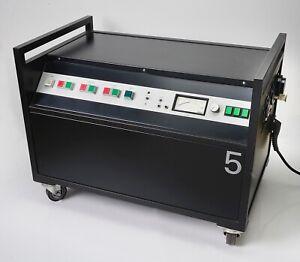 Bläsing Generator G5000, neue Stecker