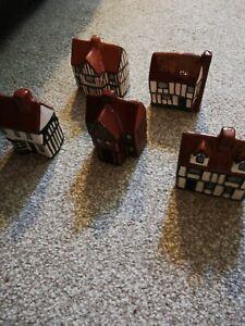 Mudlen End Cottages x 5, 6, 9, 11, 12, 17