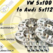 H/&R 30mm Pcd ADATTATORI BMW 5x120 M12x1.5 Per Adattarsi Porsche 5x130 ruote 1 Paio