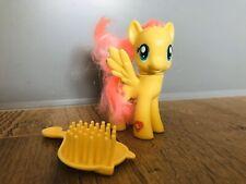My Little Pony Fluttershy Plus Brush 2.5 Inch (4cm) Tall