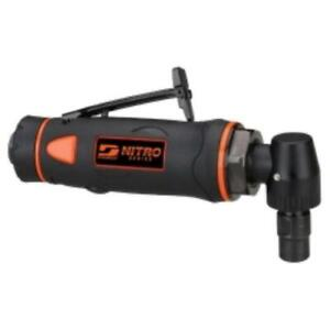 Dynabrade Products DGR51 Dynabrade Nitro Series 0.5 Hp Right Angle Die Grinder