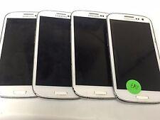 Lot of 4 Samsung Galaxy S3  Virgin Mobile- Smartphones  (34)