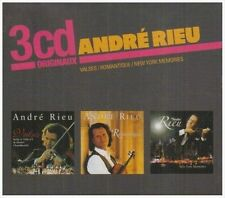 Andre Rieu - 3 CD New Factory Sealed CD