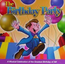 Agapeland Birthday Party Chrisitan Childrens Music CD