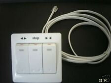 Wall Switch for Remote Electric Window Curtain Track