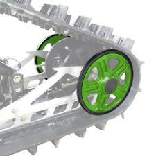 "Arctic Cat 8.00"" Team Arctic Green Rear 4 Wheel Kit, 2012-2019 ZR/XF/M, 6639-622"