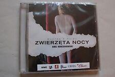 OST - Zwierzęta Nocy - Abel Korzeniowski CD NEW SEALED