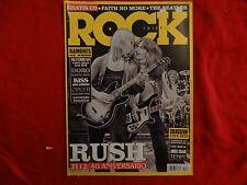 THIS IS ROCK Nº 148 Rush Ramones Doro Kiss Gotthard Opeth R