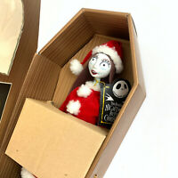 "Santa Sally Figure Nightmare Before Christmas 15.5"" Jun Planning NEW"
