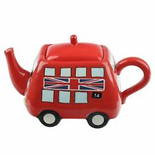 Fun Novelty Routemaster Red Bus Teapot LON24