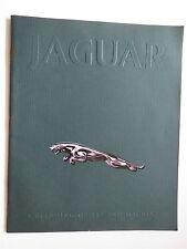 1990 JAGUAR VANDEN PLAS MAJESTIC XJ6 SOVEREIGN DELUXE DEALER SALES BROCHURE