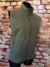 BIAGGINI MEN'S VEST IN ARMY GREEN SIZE M NEW