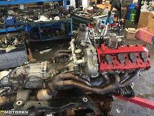 AUDI r8 SPYDER MOTORE 4,2 FSI v8 byh CNDA riparazione motore