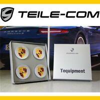 ORIG. Porsche Cayenne 958/Panamera/991/981 Boxster Radzierdeckel Satz 4 Stück